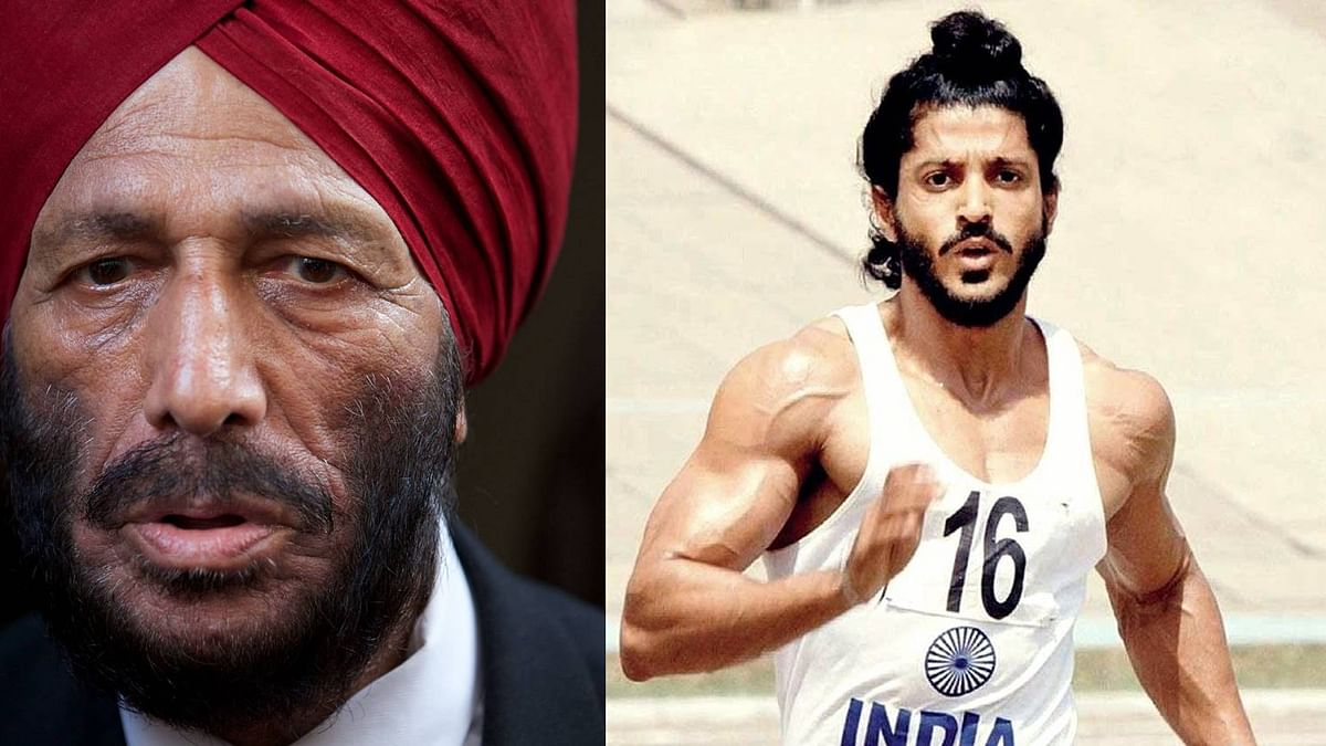 When Milkha Singh charged only Rs 1 for his biopic 'Bhaag Milkha Bhaag' starring Farhan Akhtar