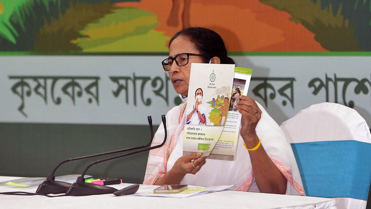 West Bengal: Mamata Banerjee relaunches 'Krishak Bandhu' scheme doubling farmers' aid to Rs 10,000 - All you need to know