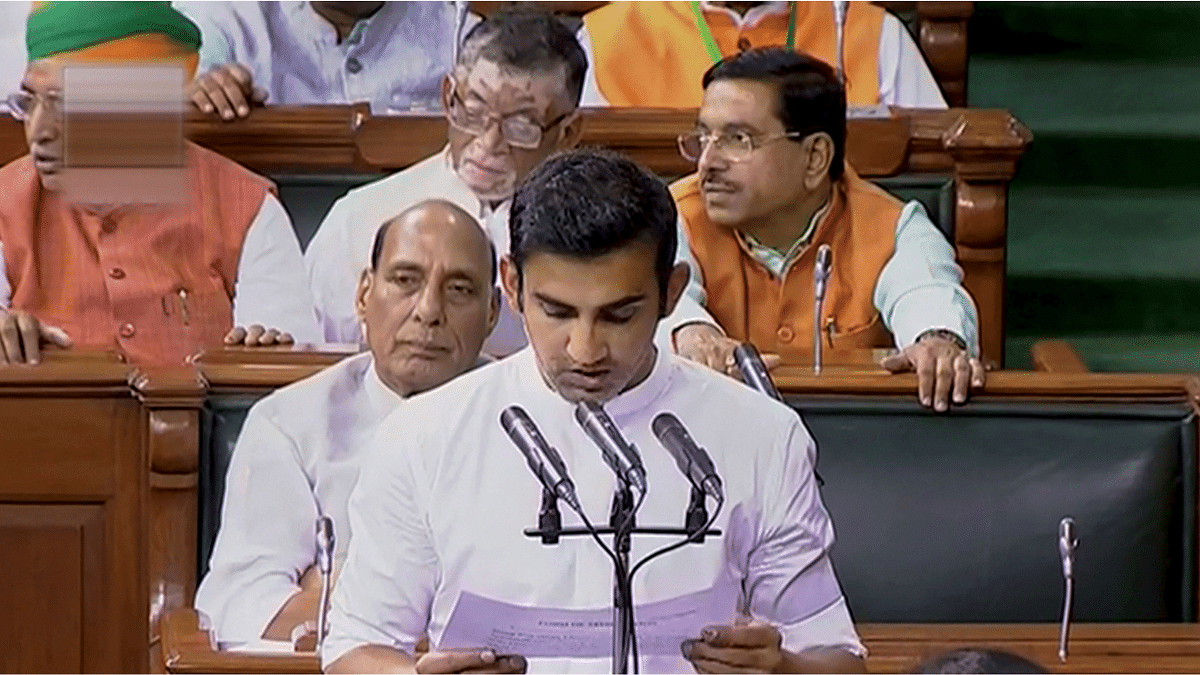 'Aapada me avsar': Netizens slam BJP MP Gautam Gambhir after his Foundation found guilty of unauthorisedly stocking COVID-19 drugs