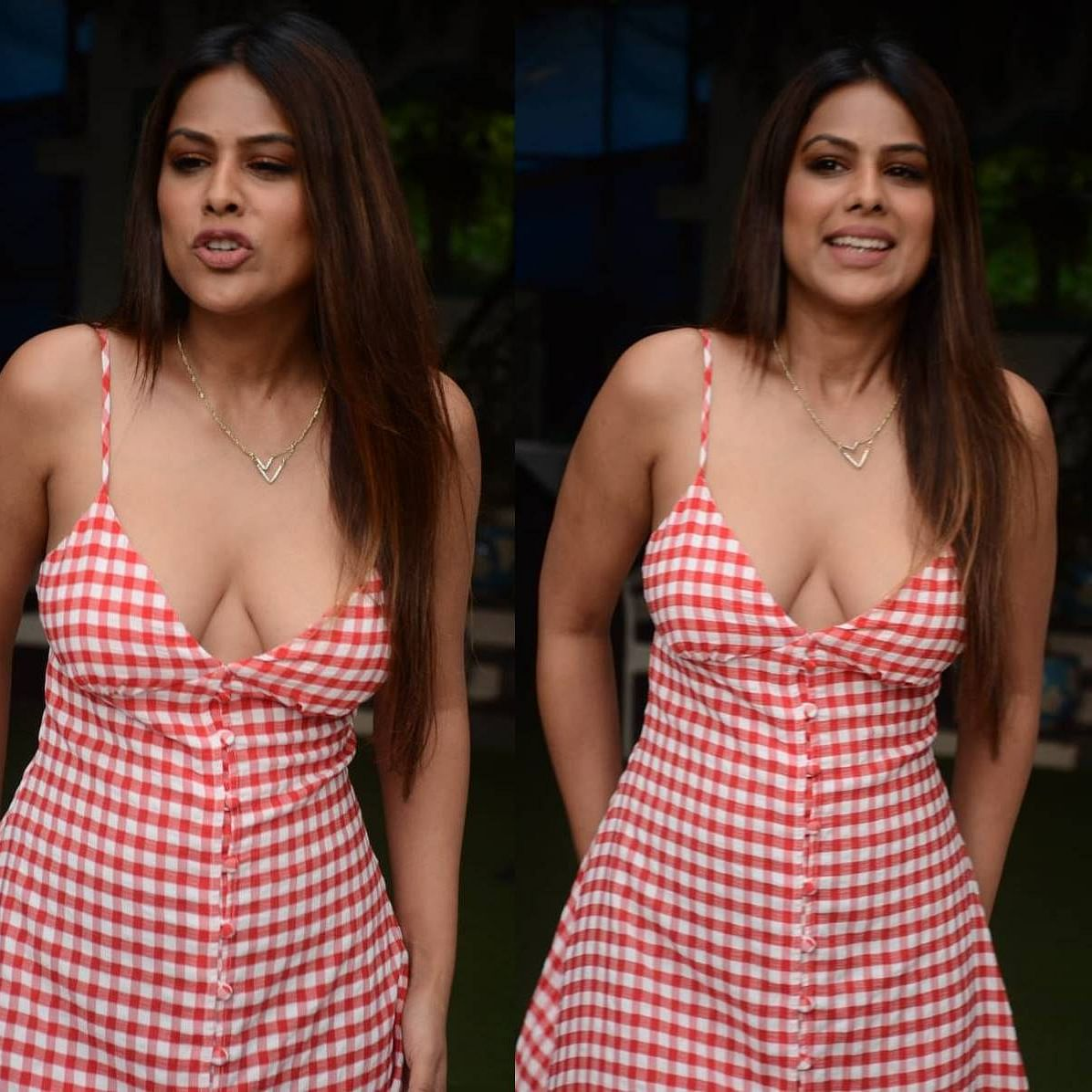 'Sharam nai aati': Nia Sharma trolled for wearing 'vulgar' outfit - watch video