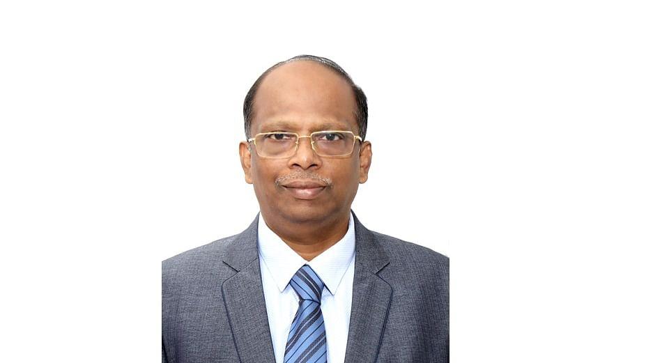 Nalco CMD Sridhar Patra