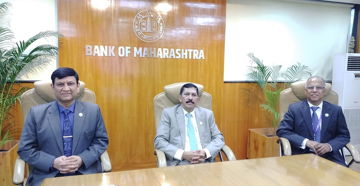 Bank of Maharashtra conducts 18th AGM through video-conference