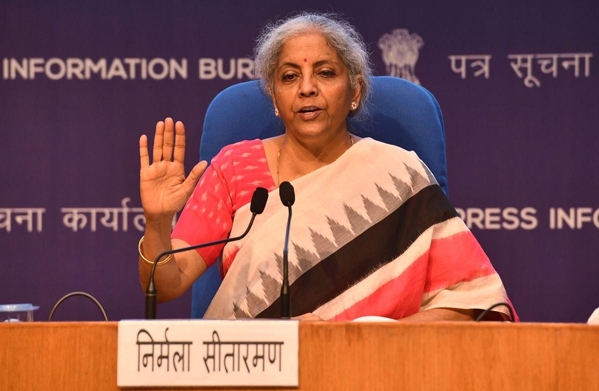 FM Nirmala Sitharaman's 8 mantras to 'pep up' ravaged economy