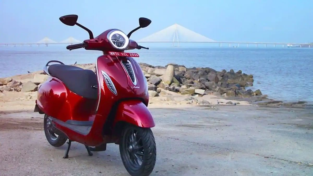 Bajaj Auto expects to start delivery of electric scooter Chetak in Sept quarter