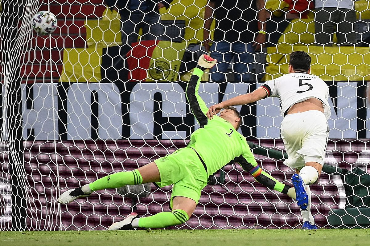 Euro2020: Mats' blunder costs Germany dearly