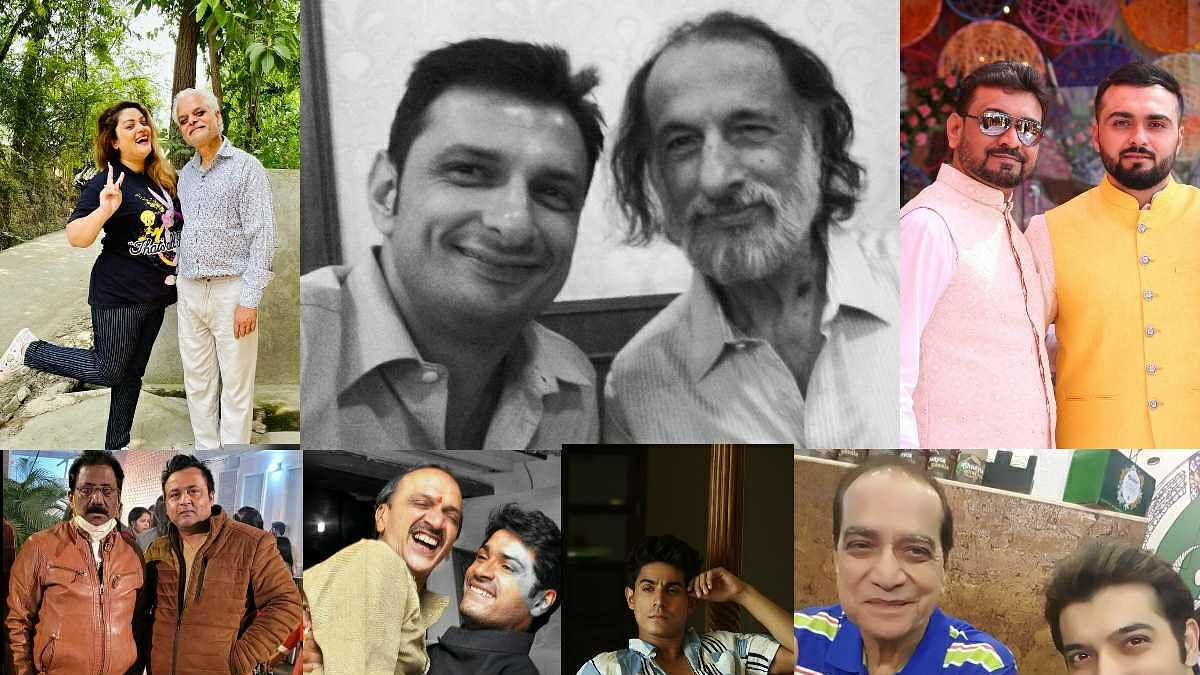 Father's Day 2021: Sharad Malhotra, Rushad Rana and others share the life lessons they have learnt from their dads