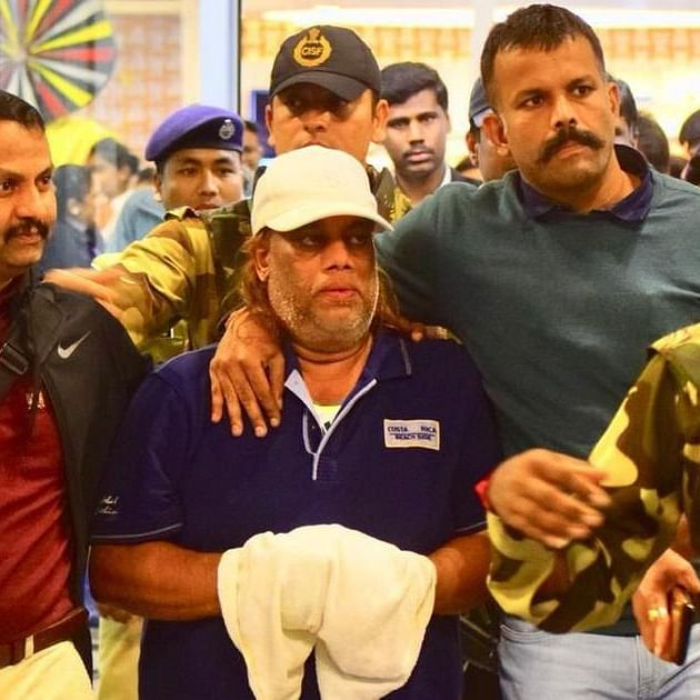 Gangster Ravi Pujari brought to Kochi from Bengaluru in connection with shootout case