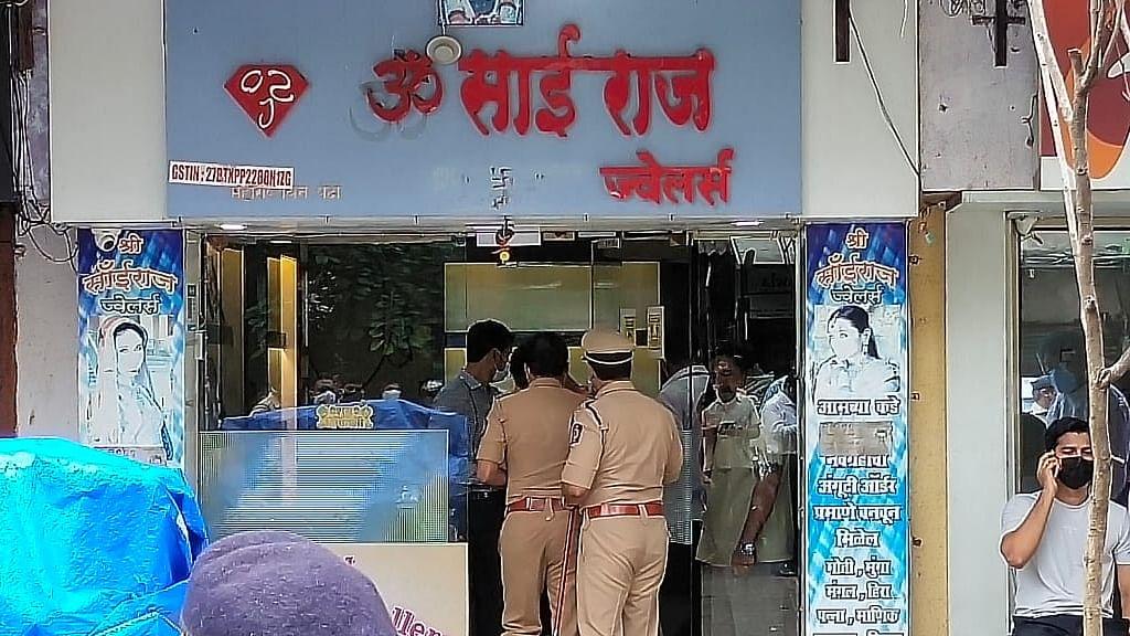 Mumbai: Man shot dead in Dahisar jewellery store by three assailants