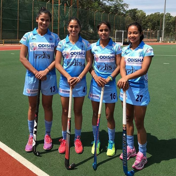 Four players from Mumbai Division of Central Railway selected to represent Indian Women's Hockey Team to play in Tokyo Olympics