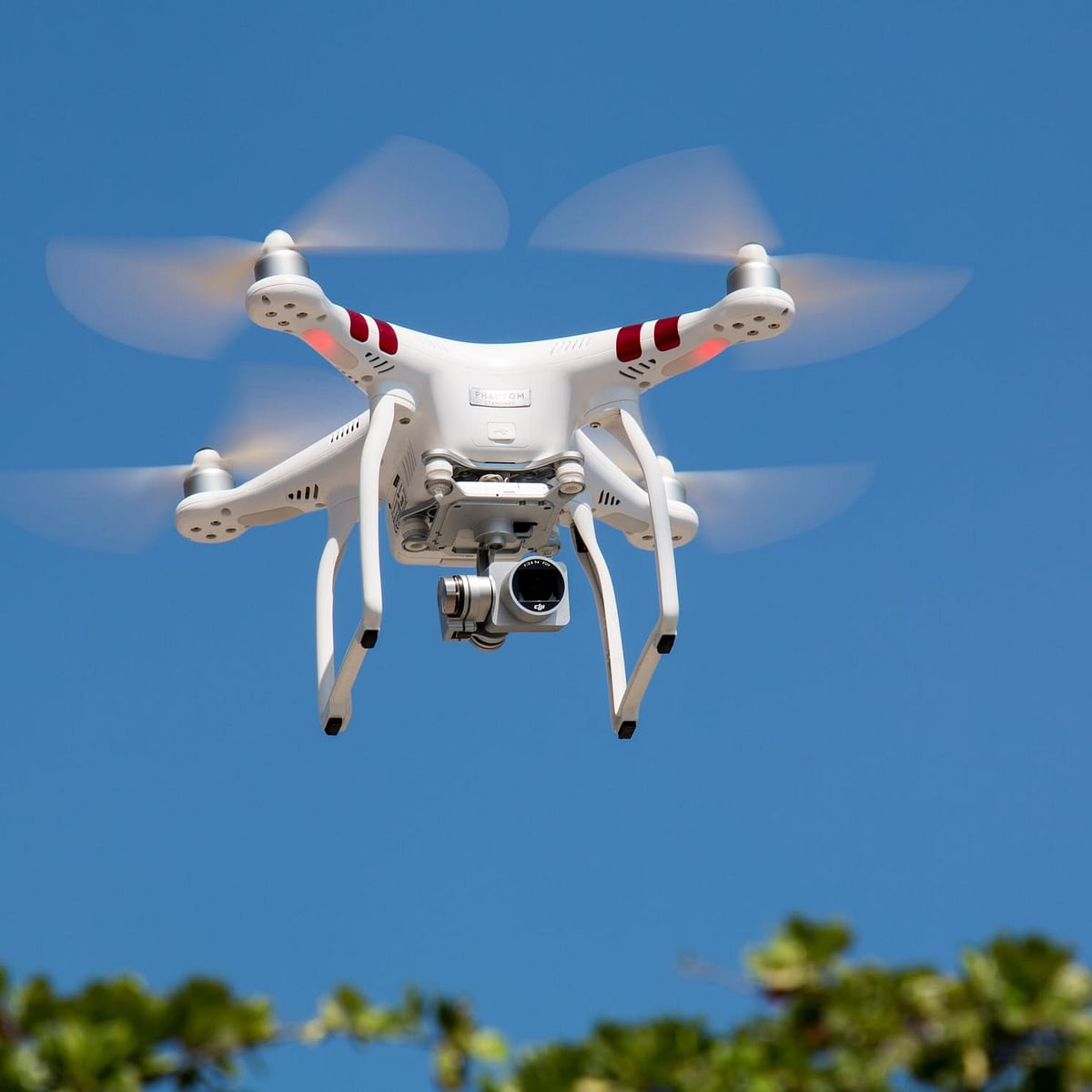 Drones spotted at 3 locations in Jammu and Kashmir's Samba district, says BSF