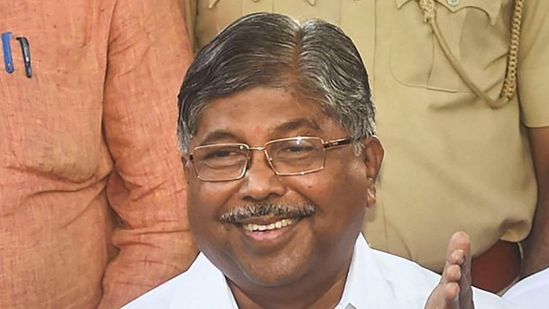 BJP chief Chandrakant Patil