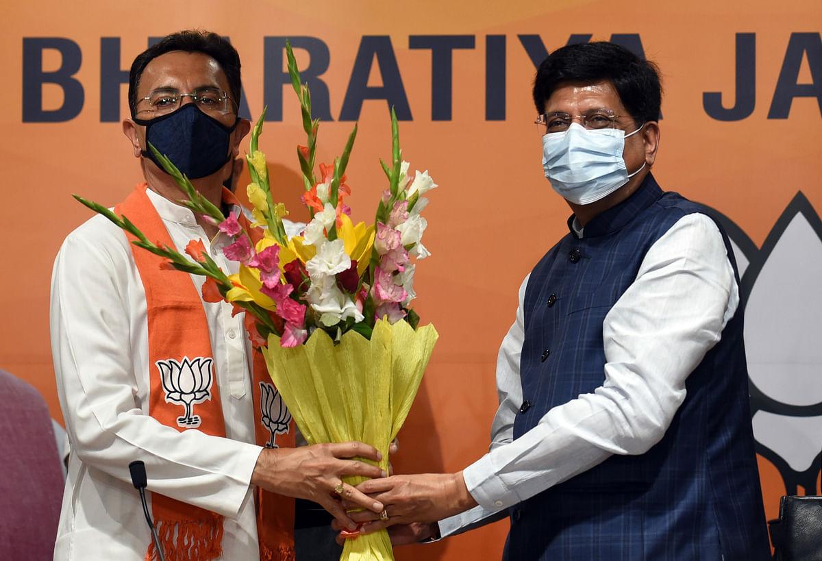 Those who have small mindset, remain small, says Jitin Prasada on Madhya Pradesh Congress 'garbage' comment