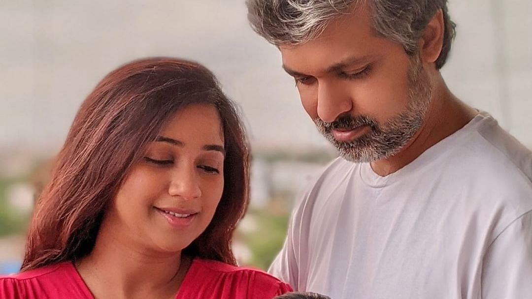 Shreya Ghoshal shares first photo of son Devyaan - what does the name mean?