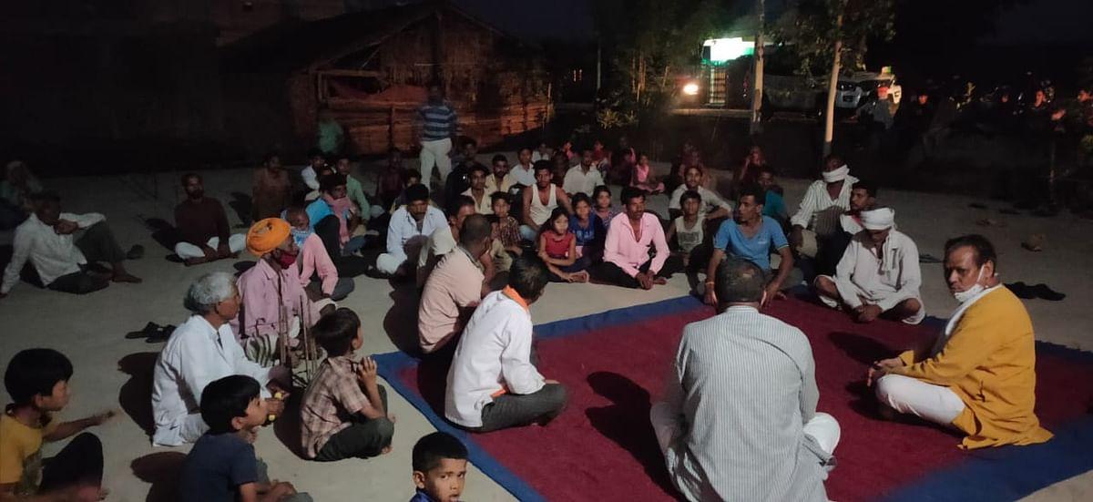 Madhya Pradesh: Panchayats that achieve 100% covid vaccination target to get an award, says Bagli MLA Pahad Singh Kannauje