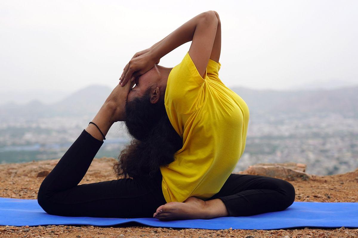 International Yoga Day: Actress Kangana Ranaut reveals how she inspired her family to practice yoga