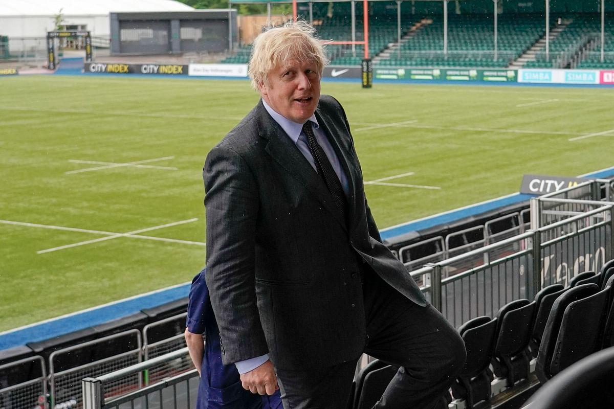 British PM Boris Johnson warns of 'rough winter' as COVID-19 cases remain high