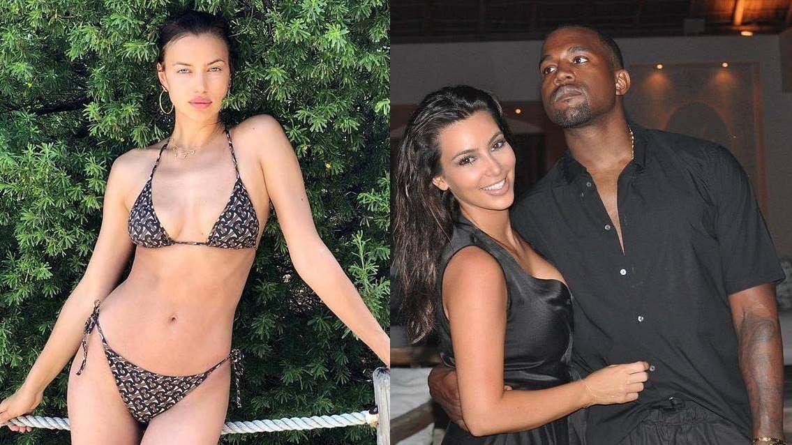 Amid dating rumours with Irina Shayk, Kanye West unfollows ex-wife Kim Kardashian, her sisters on Twitter