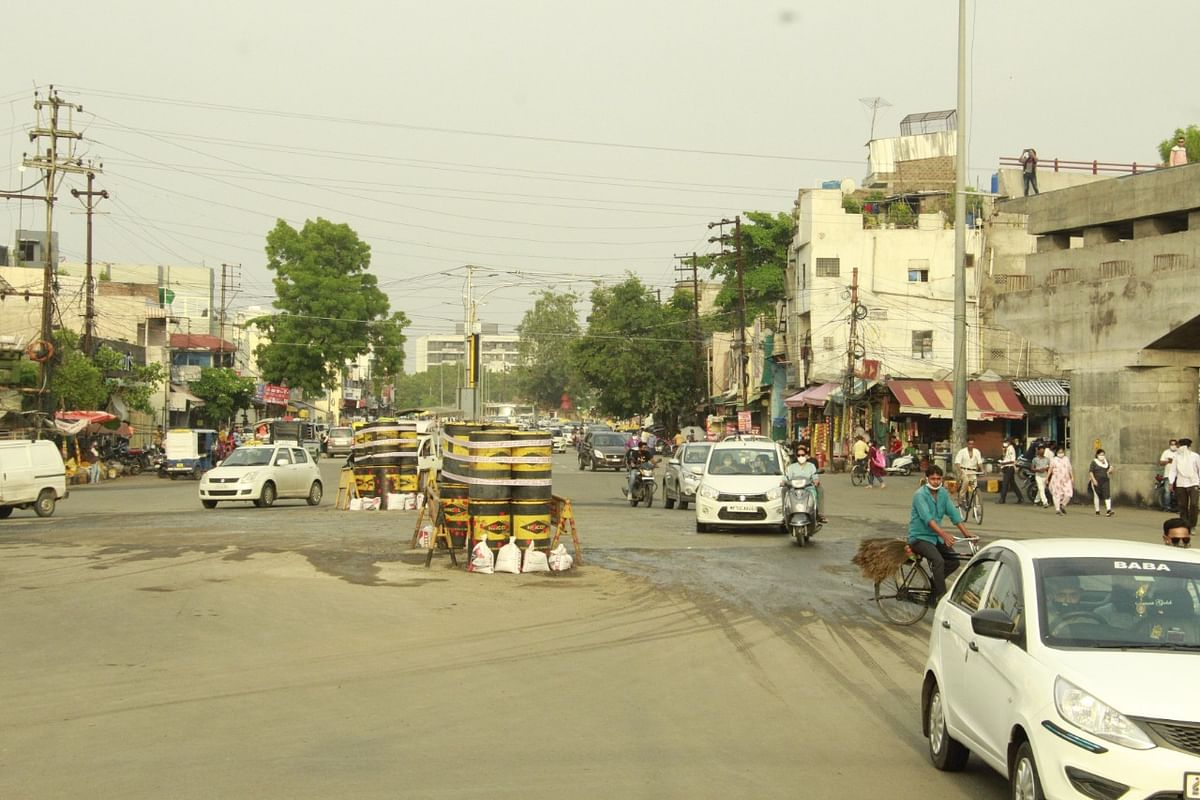 Indore: Government to take IIT's help to change design of Bengali Square flyover