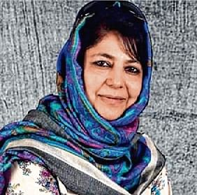 Restore confidence, election can wait: Mehbooba Mufti