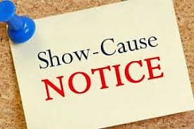 Indore: Show cause notice issued to additional collector, additional commissioner for negligence of duty