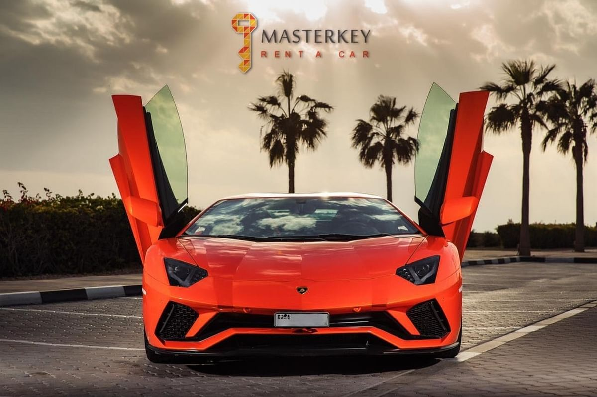 Luxury car rental industry gets a new face with Masterkey Rent A Car, the best supercar hire company in Dubai