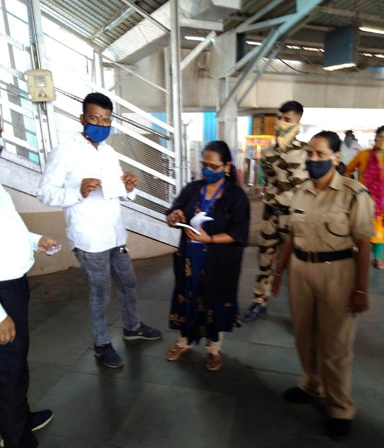 Mumbai Division of Central Railway conducts massive ticket checking drives