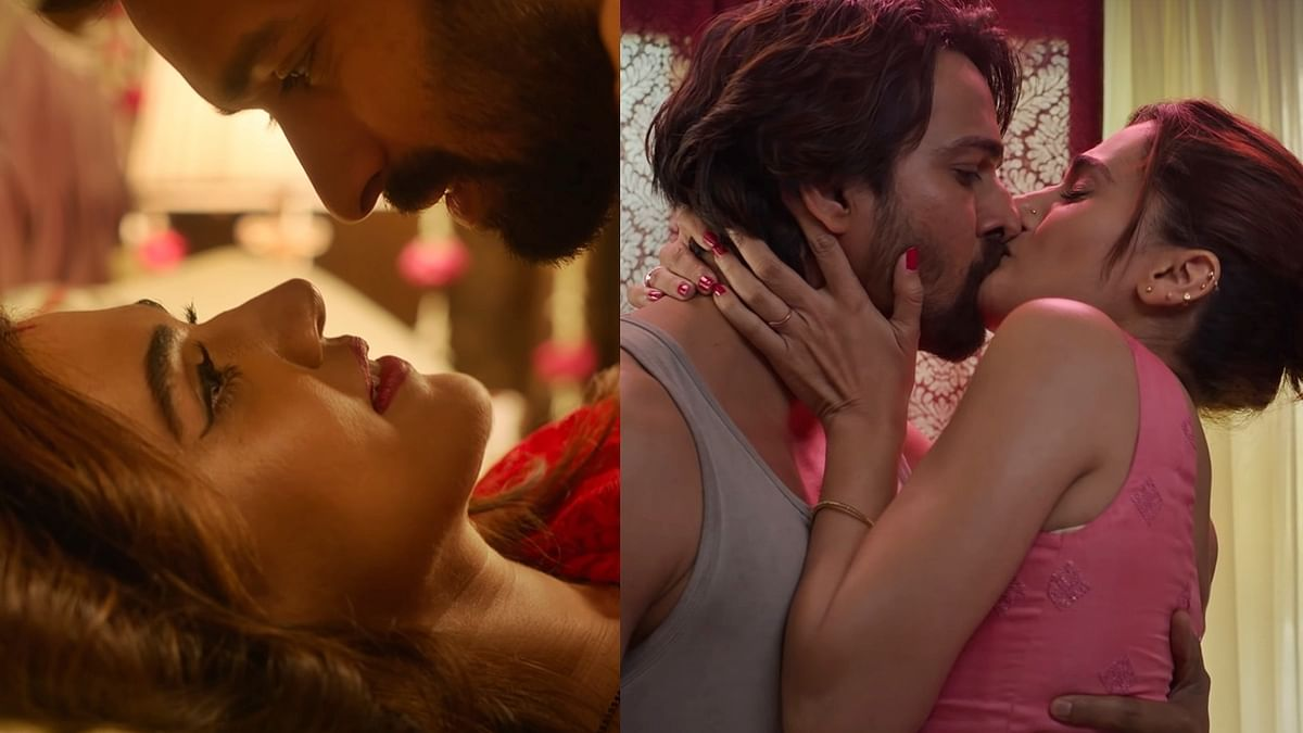 'The image I have…': Taapsee says Vikrant and Harshvardhan were 'scared' to do intimate scenes with her in 'Haseen Dillruba'