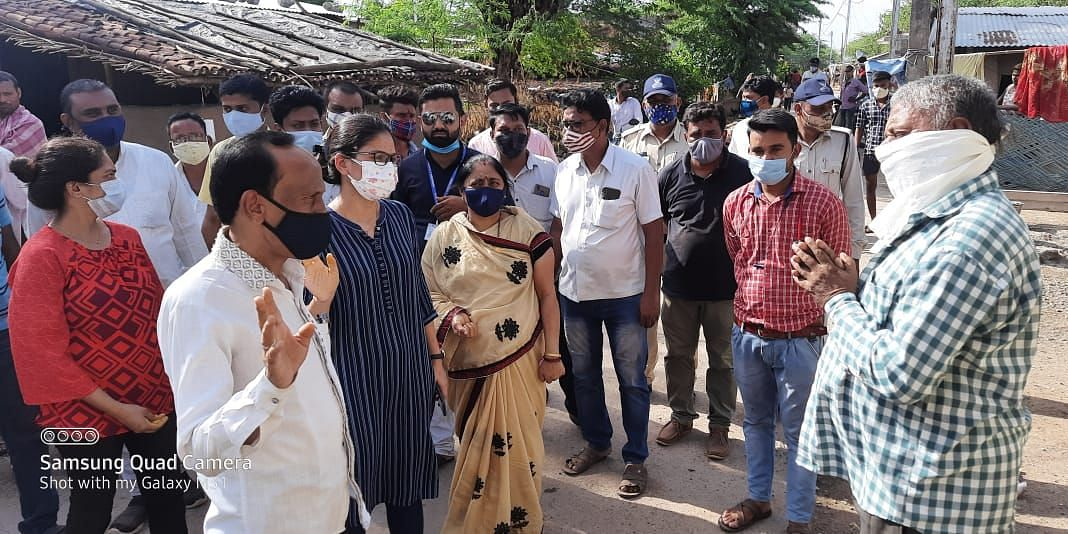 Madhya Pradesh: Khetia people bracing up for 100 per cent vaccination in Barwani district