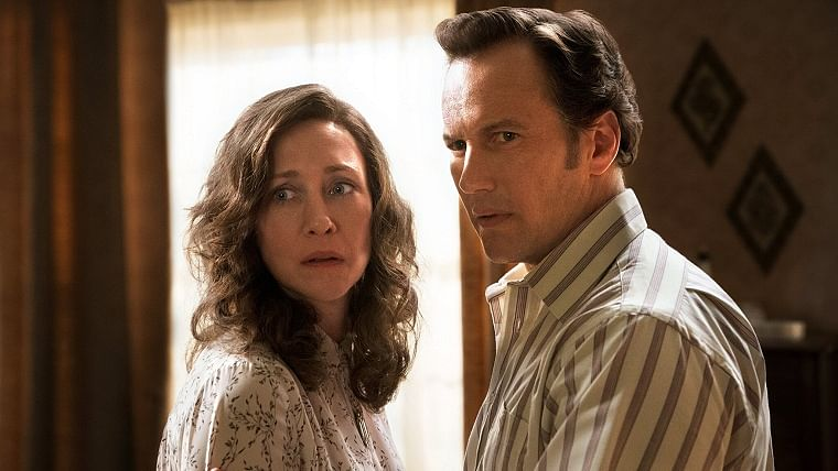 The Conjuring - The Devil Made Me Do It  review: No great shakes or scares from this Warrens' story