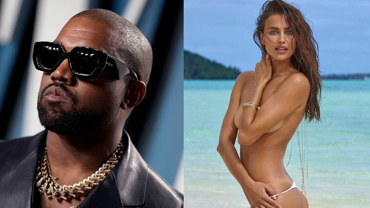 Kanye West dating Bradley Cooper's ex-GF Irina Shayk? Duo spotted vacationing together in France