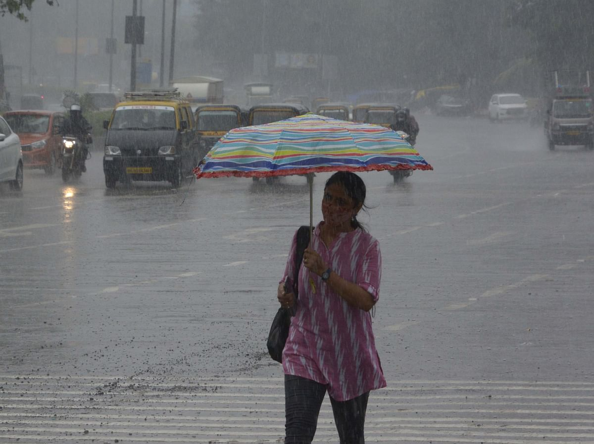 Monsoon to set in over Mumbai today