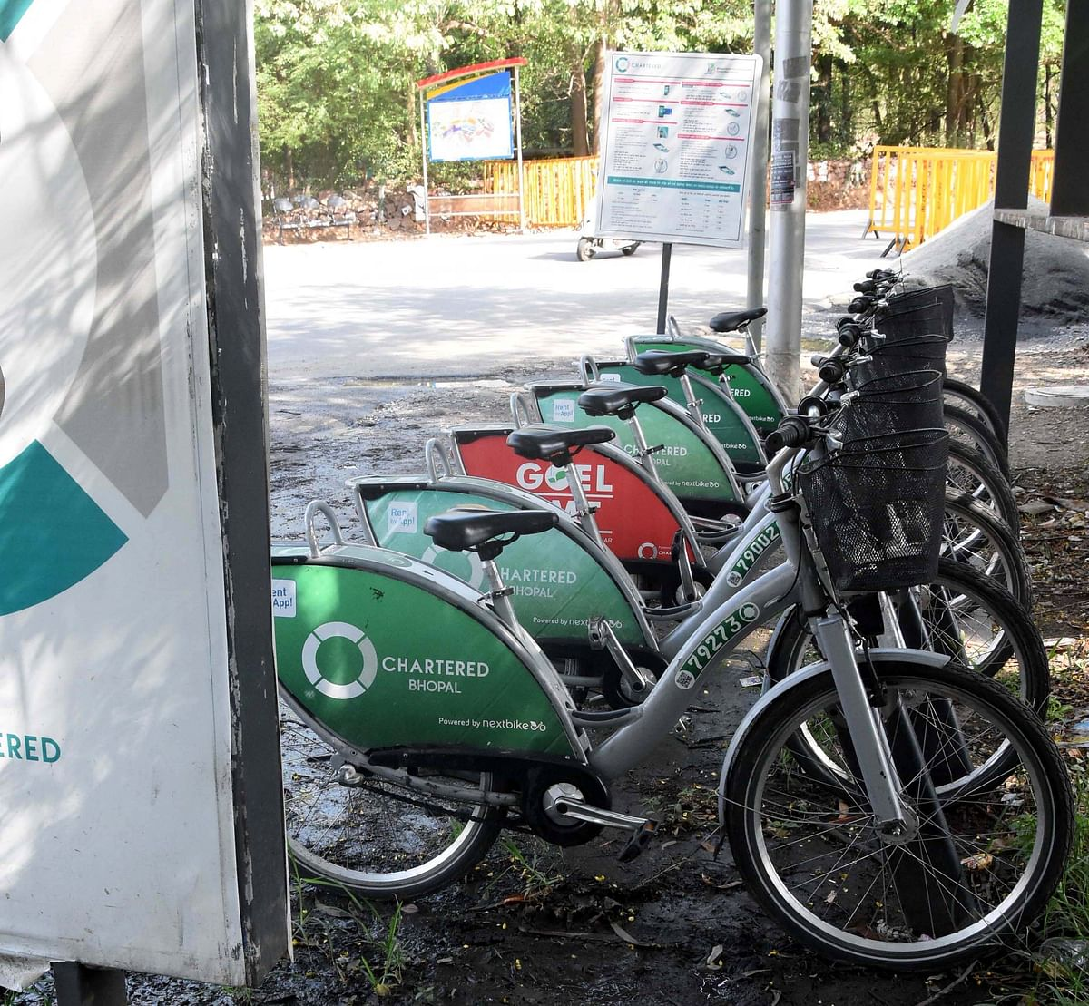 Bhopal: Smart City receives 50K calls for bicycle passes this month