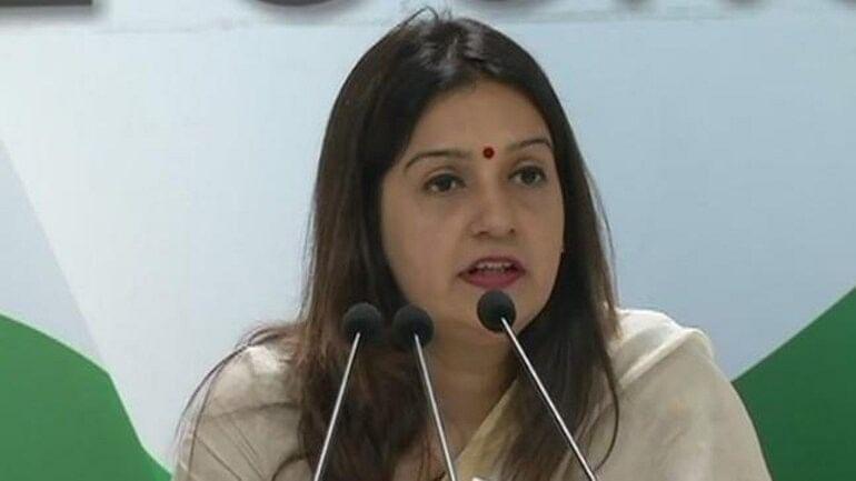 Mumbai: Shiv Sena MP Priyanka Chaturvedi 'welcomes' Centre's move allowing COVID-19 vaccination for pregnant women