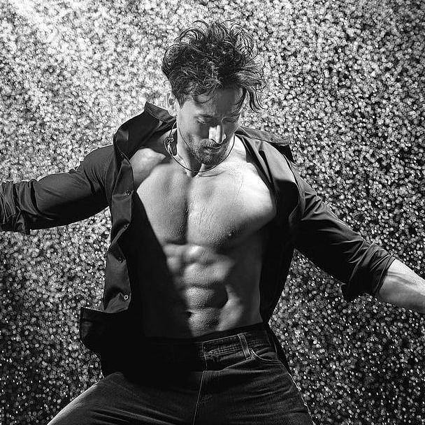 Tiger Shroff unveils his smouldering look from Dabboo Ratnani's calendar; fans say 'aag laga di'