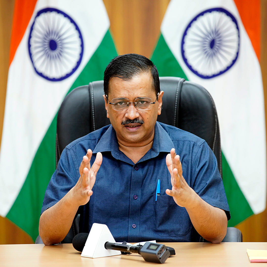 'If pizza, burgers can be delivered at home, why not ration': Arvind Kejriwal