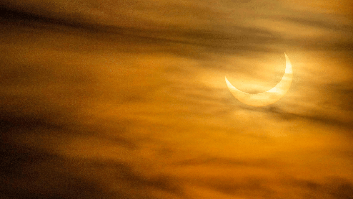 In Photos: Stunning images of 'ring of fire' annular solar eclipse from across the globe