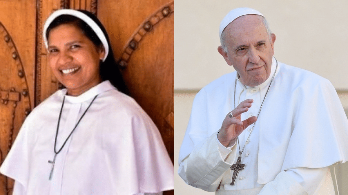 'Does Jesus love only men?': Twitter furious as Vatican rejects Kerala nun Lucy Kalappura's appeal against eviction