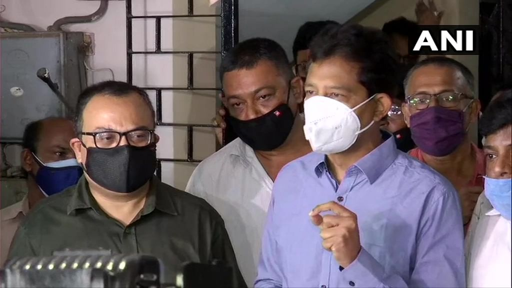 Ghar Wapsi for Rajib Banerjee? BJP leader meets TMC's Kunal Ghosh, says 'no talks of rejoining party, still in BJP'