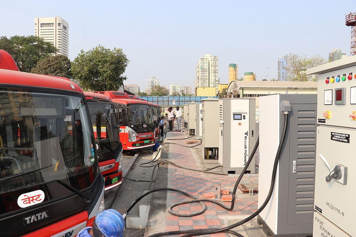 Maharashtra: MERC hears, dismisses petition on charging BEST's e-buses