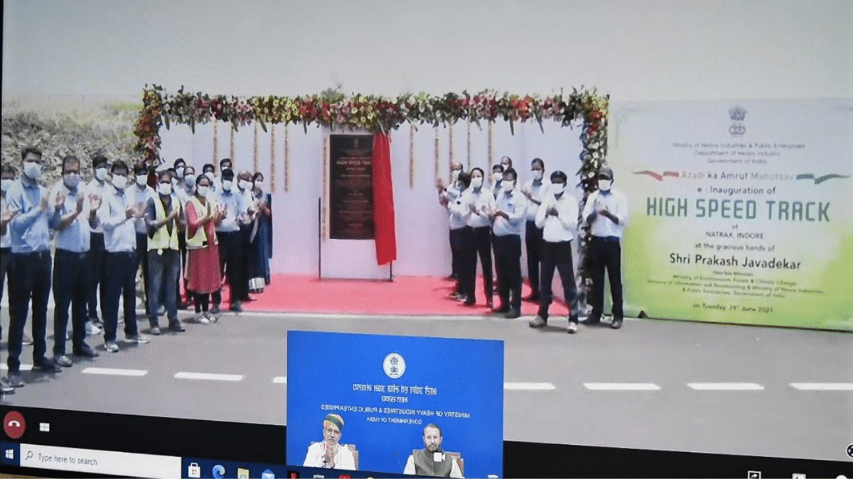 'Rs 100 ka petrol hai. Gaadi chalegi kaise?': Asia's longest high-speed track unveiled in Indore; Twitterati have questions