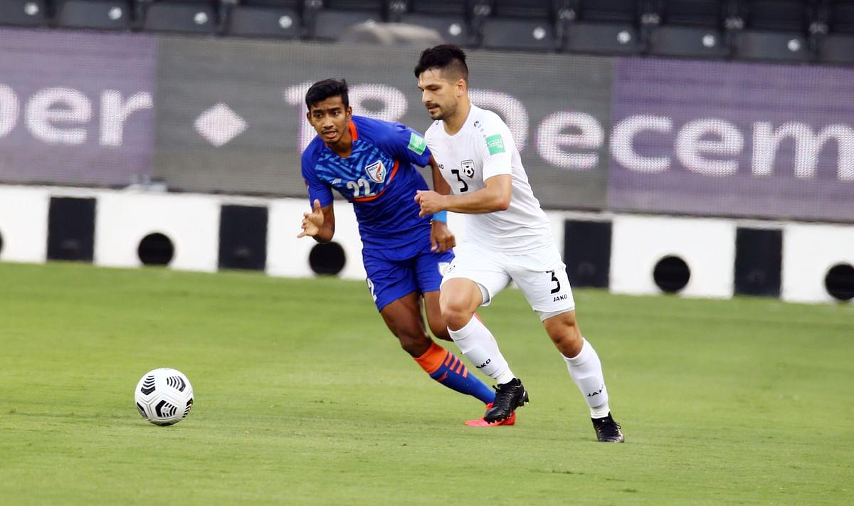 India vs Afghanistan in Qatar