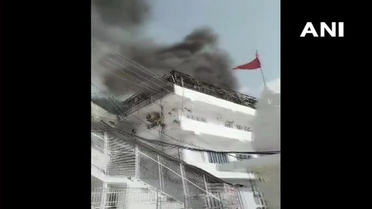 Jammu & Kashmir: Fire breaks out at Mata Vaishno Devi shrine in Katra