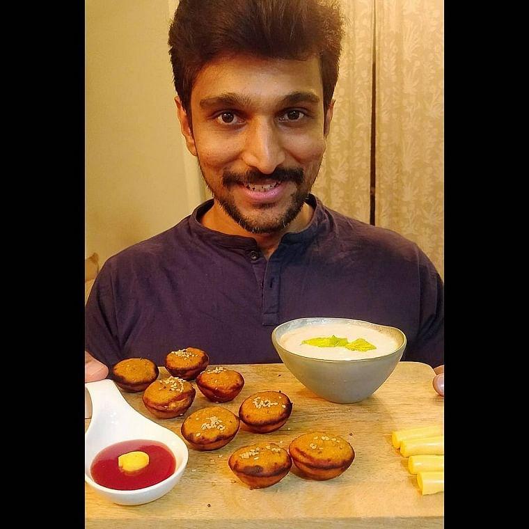 Cooking up a storm with Pratik Gandhi: 'Scam 1992' actor gives a glimpse into his diet regimen