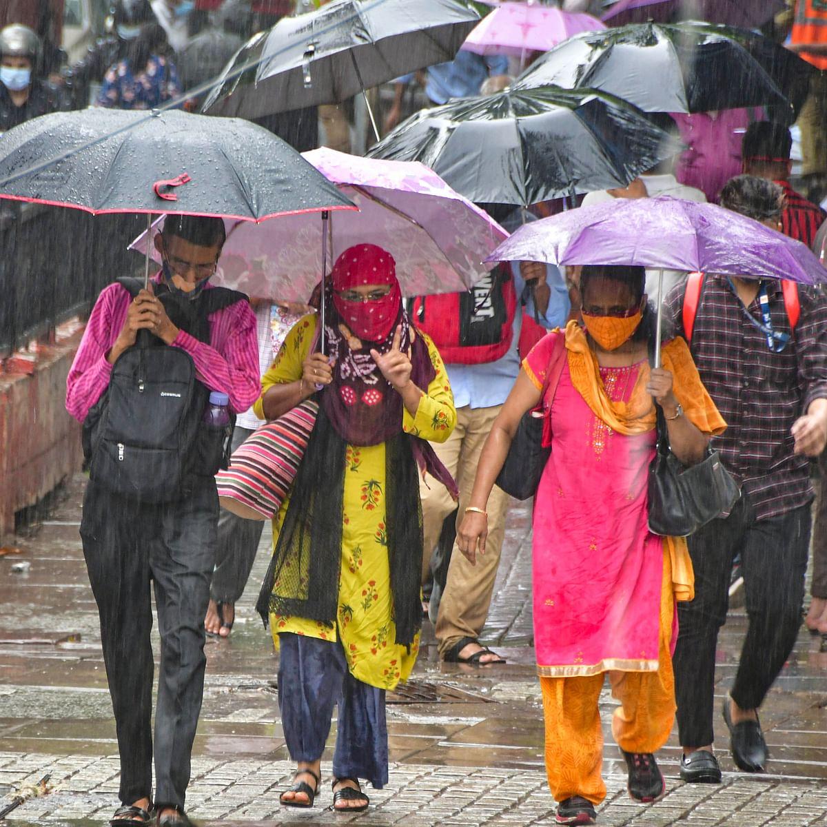 Mumbai Rains: Train services between CSMT-Kurla suspended after heavy rain lashes city