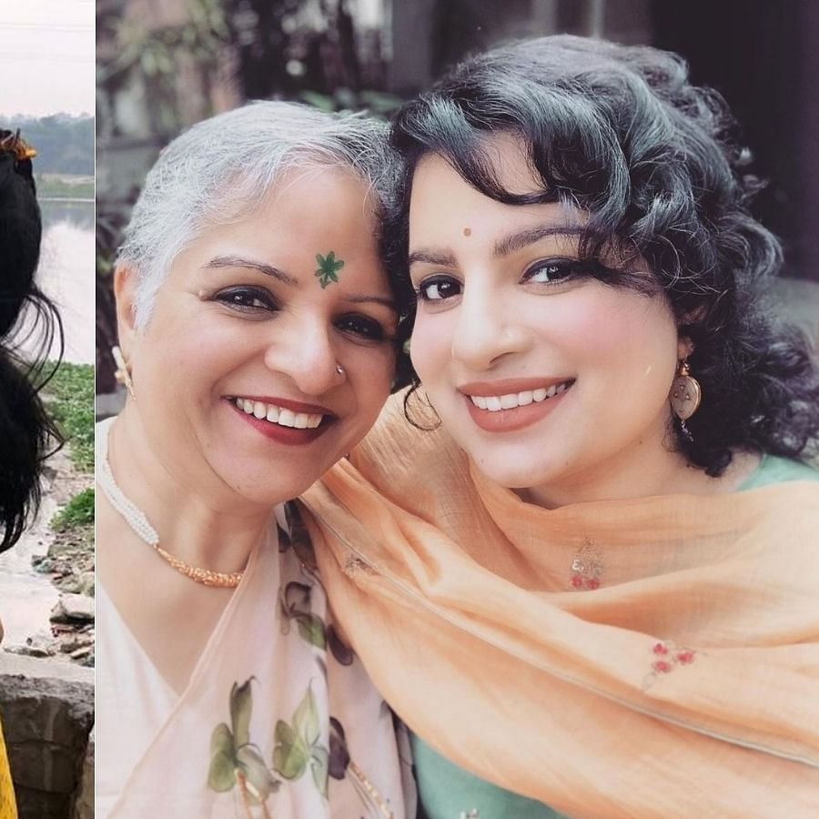 'I promise I will live a good life': Mallika Dua pens a heartfelt note for mother after immersing her ashes