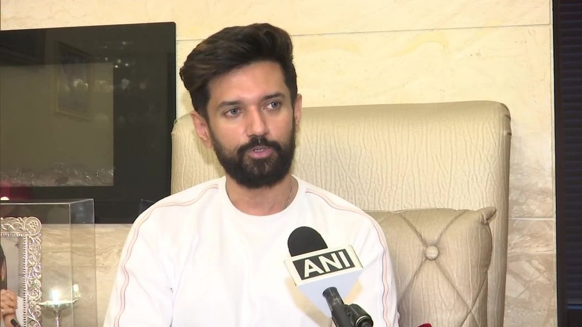 Chirag Paswan calls appointment of Pashupati Paras as LPJ's president 'illegal'