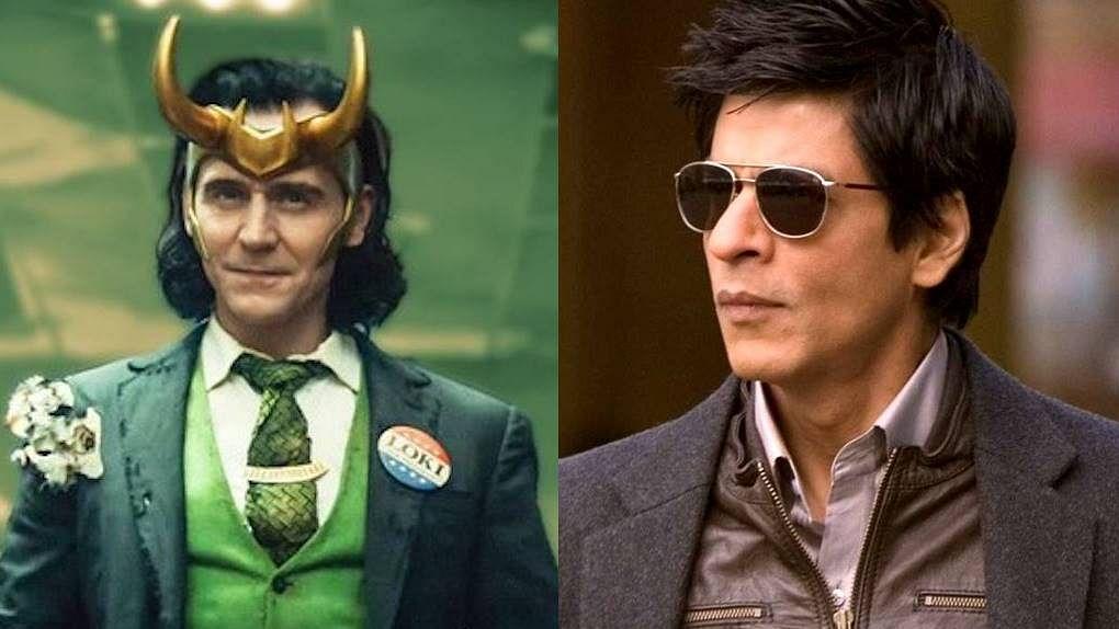Watch: 'Loki' star Tom Hiddleston fanboys over Shah Rukh Khan in viral video; says his 'akka' lived in Chennai