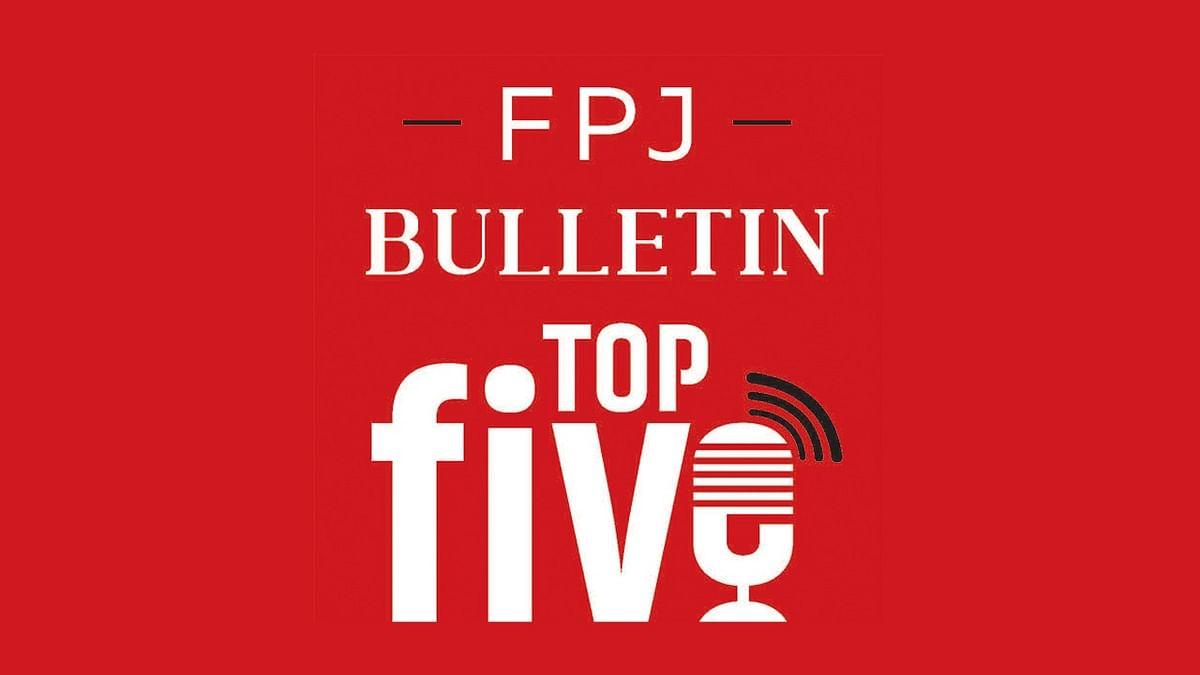Free Press Bulletin: Top 5 news updates of July 30, 2021; watch video