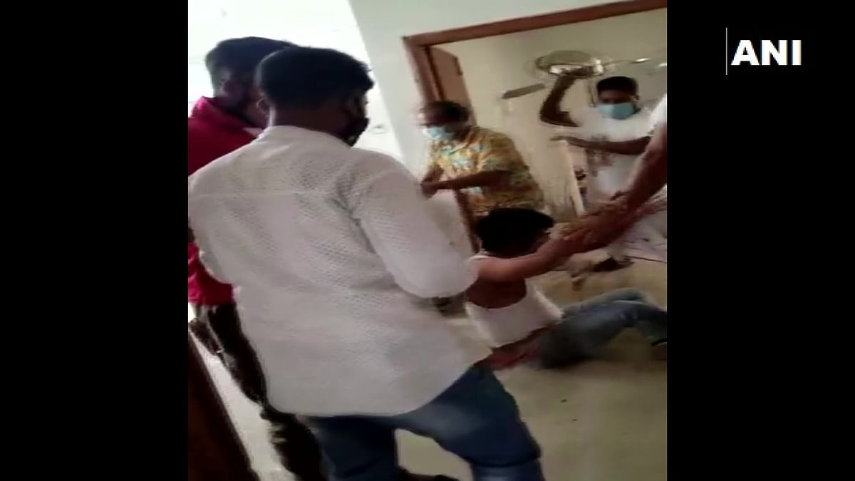 VIRAL VIDEO: Assam doctor hospitalised after attack by family of deceased COVID-19 patient; 24 arrested