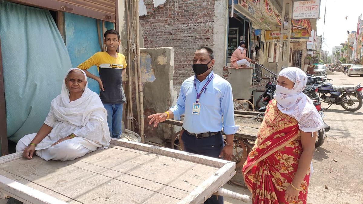 Madhya Pradesh: Khetia markets open shutters post lockdown, strict vigilance with an aim of 100% vaccination